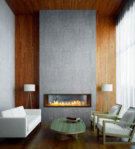modern fireplace design ideas 56 Clean and modern showcase fireplace designs
