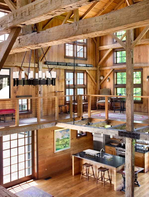 43 Fabulous Barn Conversions Inspiring You To Go Off Grid