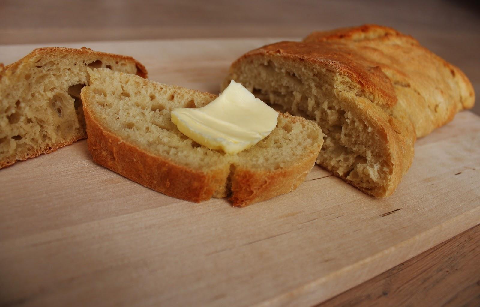 Nemt Hjemmelavet Brød – Brød Der Ikke Skal Æltes