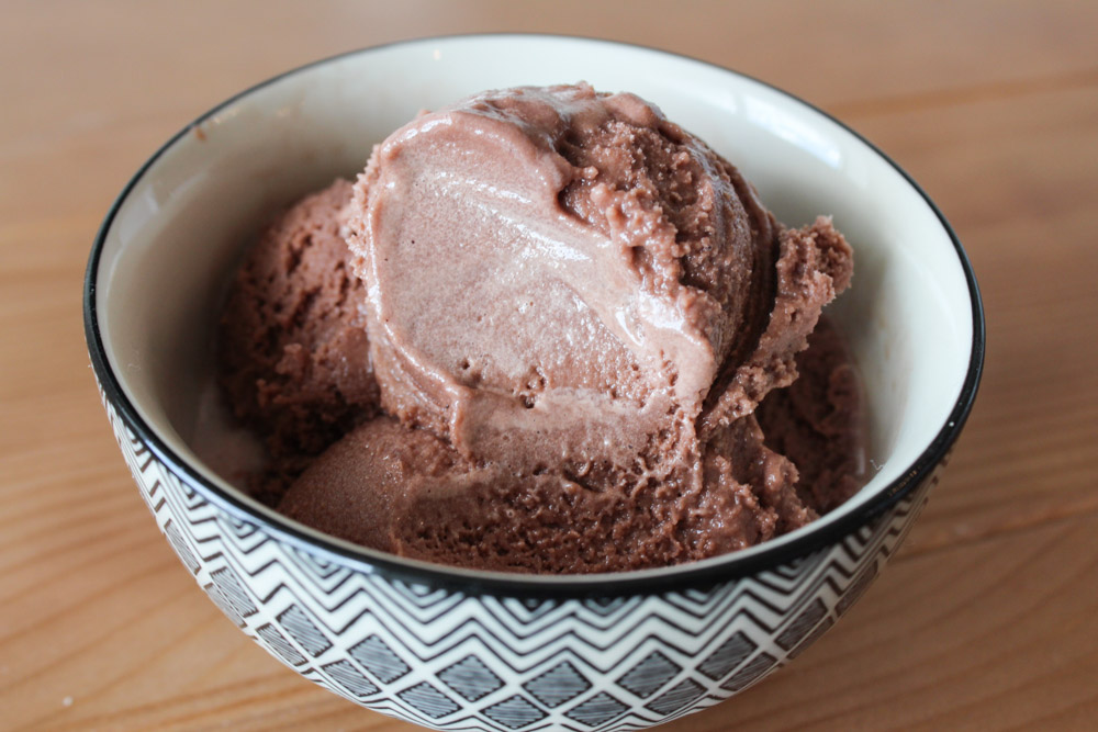 Chocolate And Baileys Ice Cream