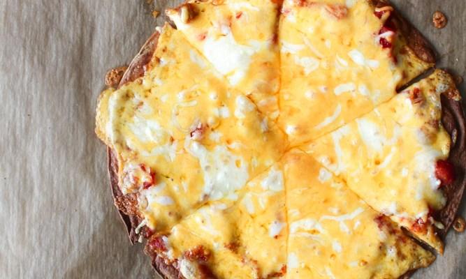 Tortilla Cheesy Nacho Chips