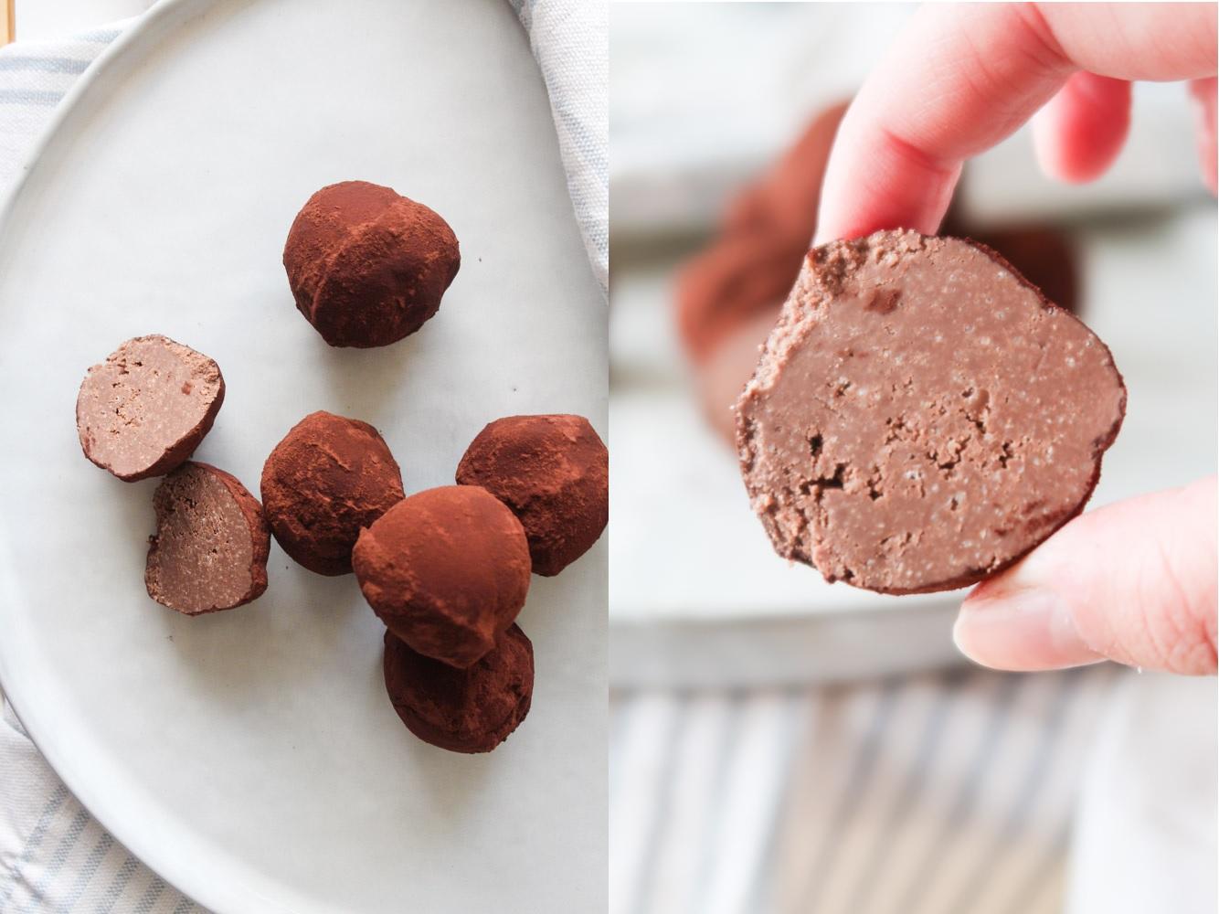 Nutella Trøffler