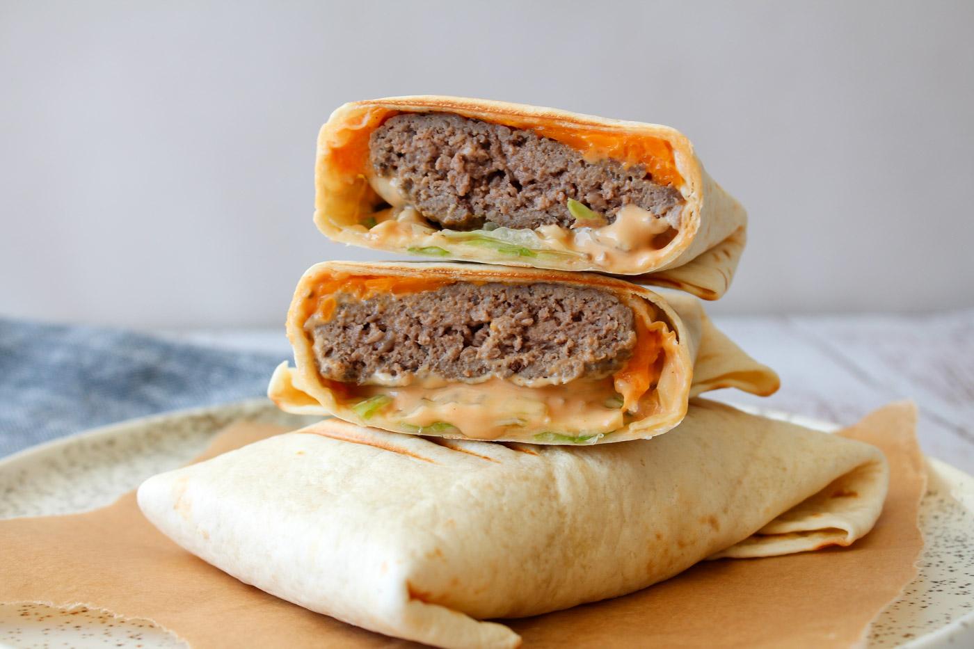 Big Mac Wraps