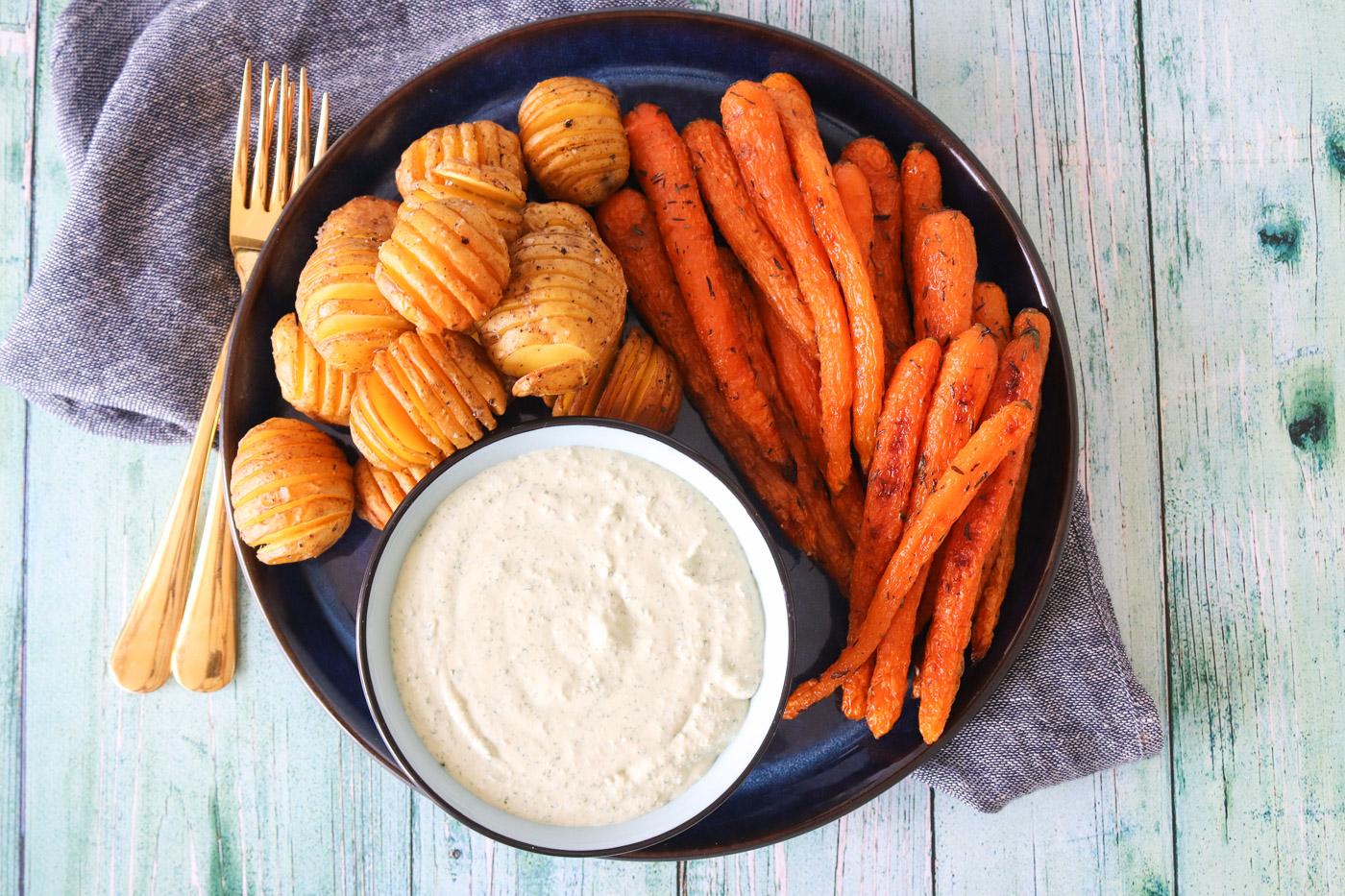 Fetacreme Med Pinjekerner Og Persille – Lækker Dip