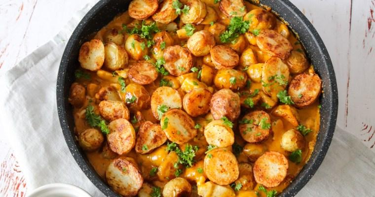 Kylling Og Kartofler I Whiskysauce – Lækker Aftensmad