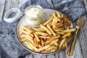 Hjemmelavet Mayonnaise På 1 Minut - Hjemmelavet Mayo