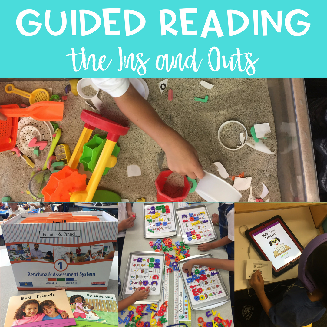 Guided Reading: The Ins and Outs
