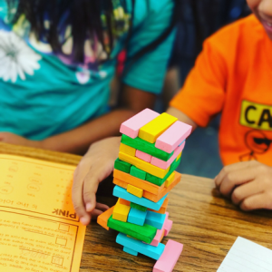 Consistently push yourself beyond your limits, because that is where greatness lies! Math can be fun, engaging, rigorous, and memorable with you as the teacher.