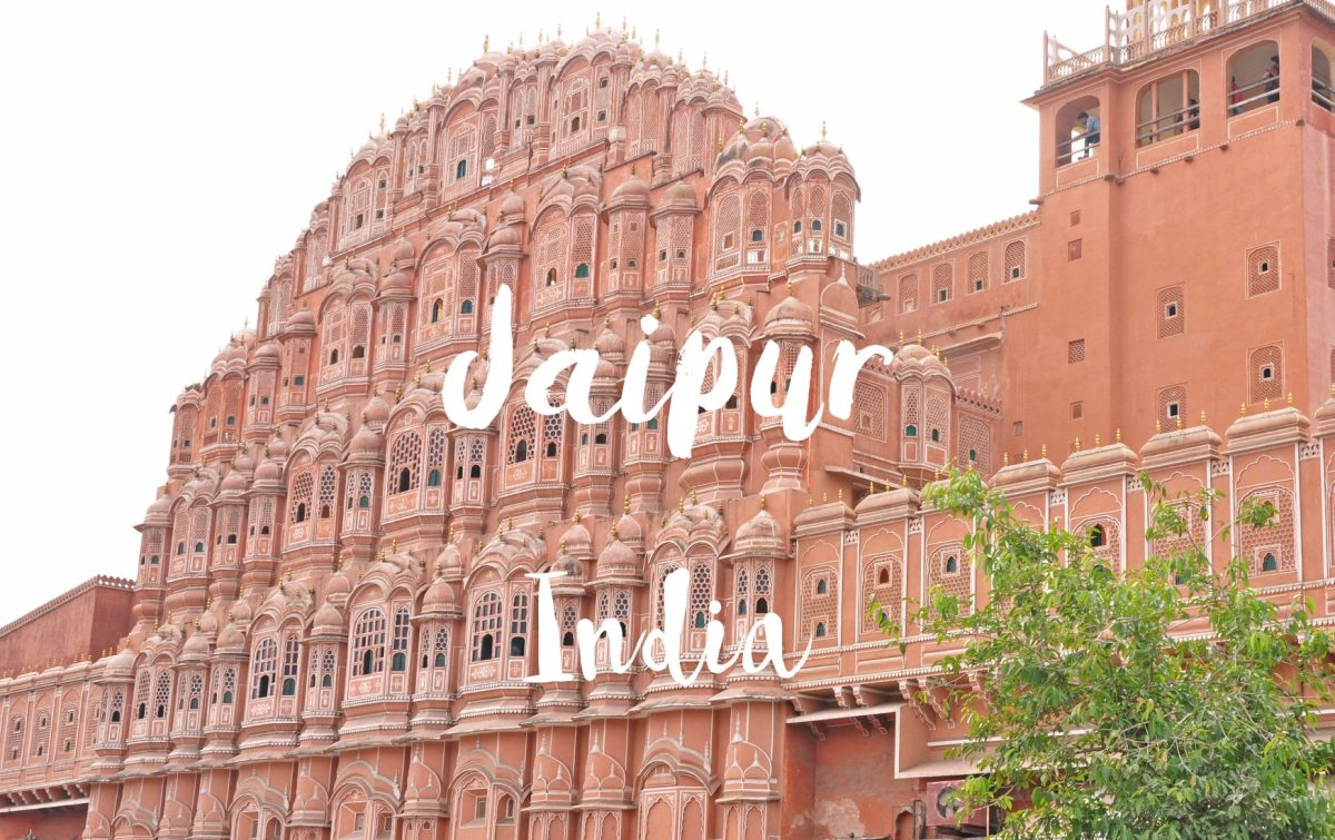 Jaipur, India: Exploring Forts and the Pink City