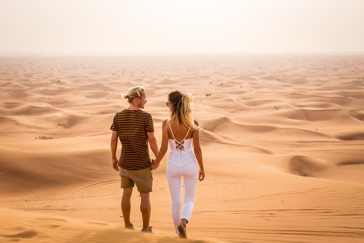 Desert Safari with Happy Adventures Tourism