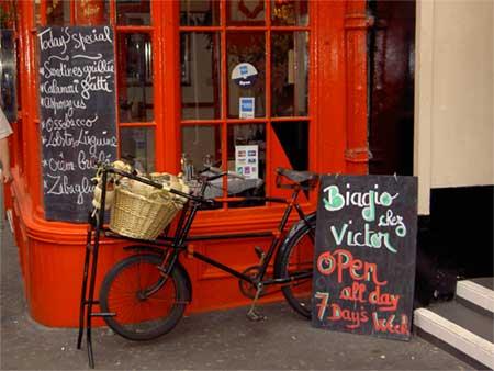 Soho: Bike