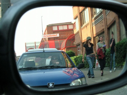 From the Queue: Wing Mirror