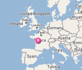 My Flickr Map