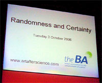 Randomness & Certainty