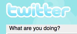 Twitter logo 2006