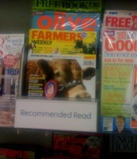 Thumbnail image for Farmers Weekly in Waitrose
