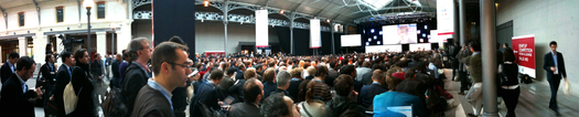 Full House at Le Web
