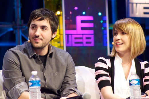 Kevin Rose & Sarah Lane