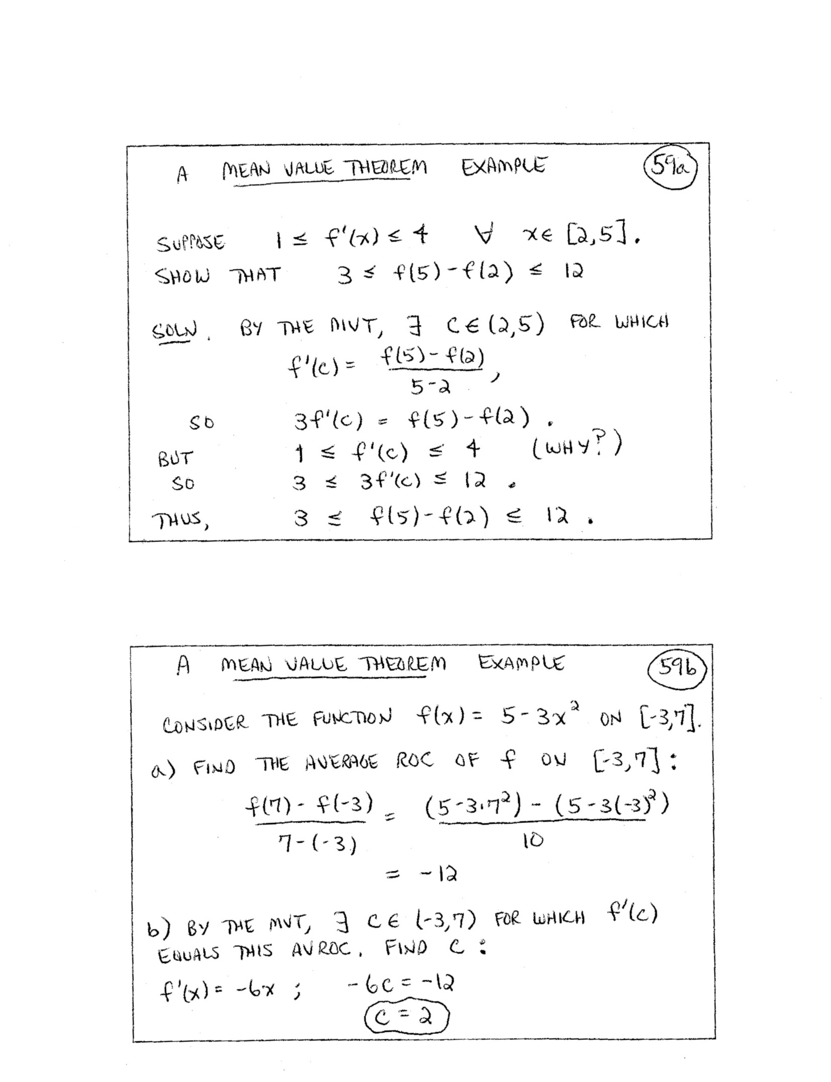 Calculus Worksheet On Functions Defined By Integrals
