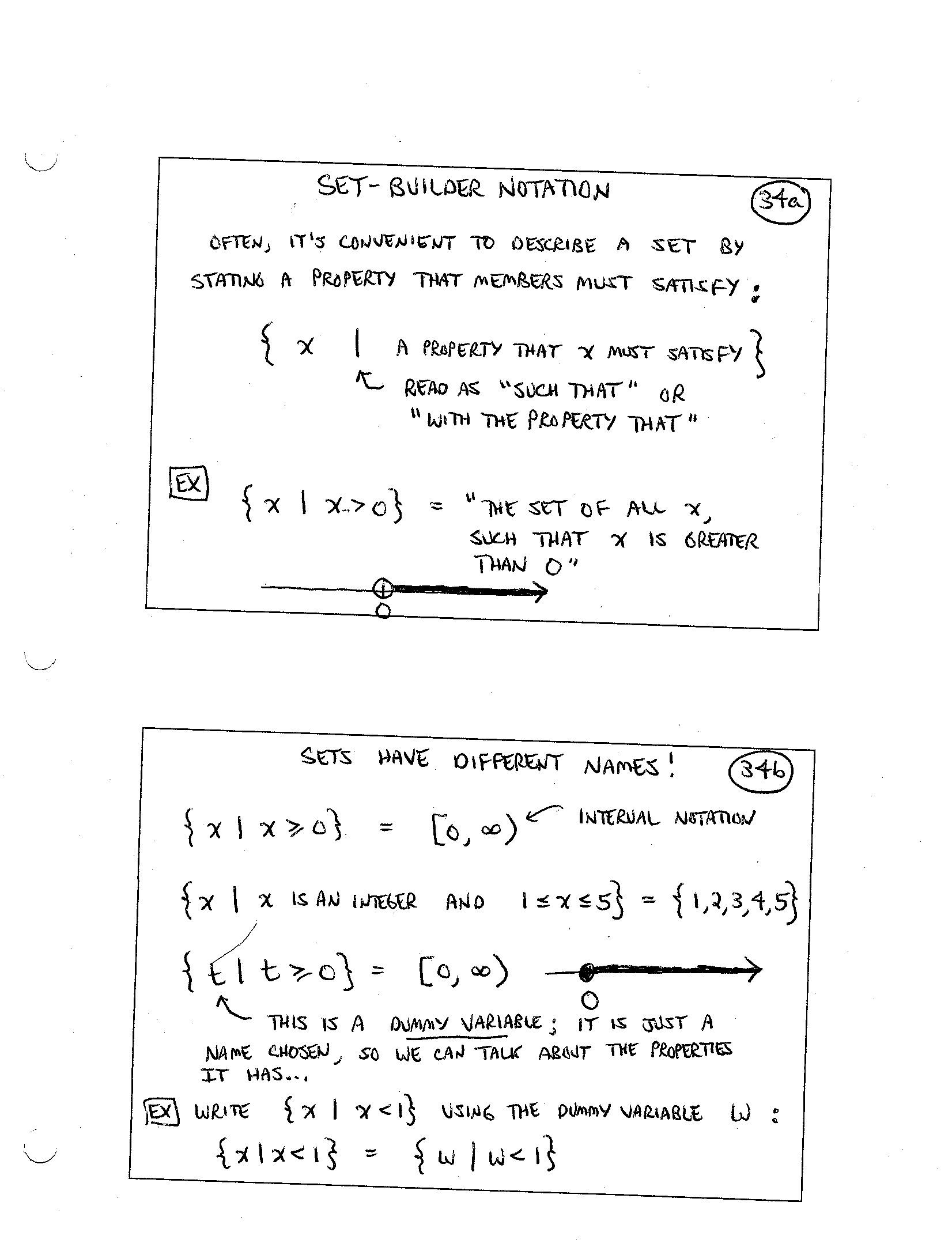 Set Builder Notation Calculator How To Make Origami
