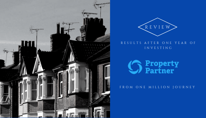 Property Partner Review - Results After One Year of Investing