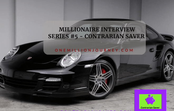 Contrarian Saver Millionaire Interview