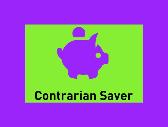 Contrarian Saver