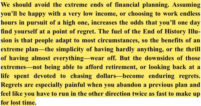 The Psychology Of Money Chapter 14 excerpt