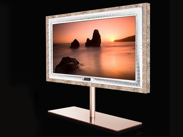 Stuart Hughes Prestige HD Supreme Rose Edition TV 1632m