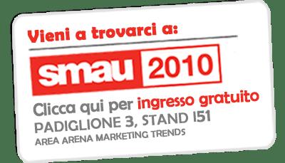 Ingresso Gratis SMAU 2010