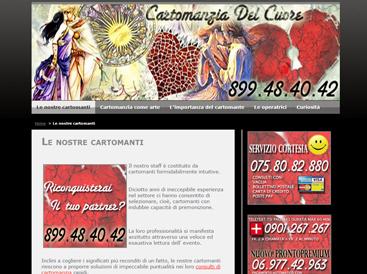sito per cartomante