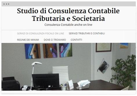 sito studio contabile