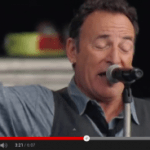 Londra 2012 – Bruce Springsteen – Thunder Road