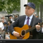 Paul Simon – Sound Of Silence a Ground Zero