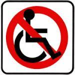 Bus 57: vietato ai disabili