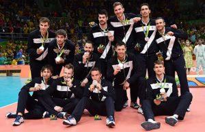 Volley Italia a Rio
