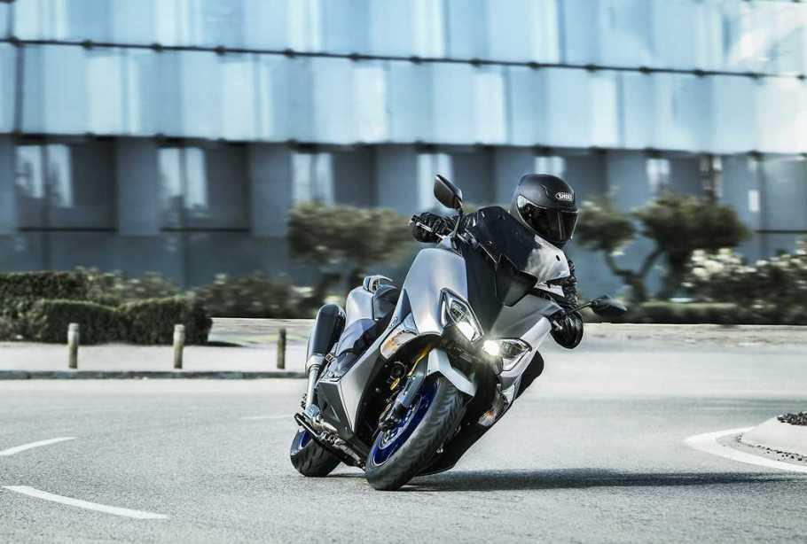 scooter Akrapovic