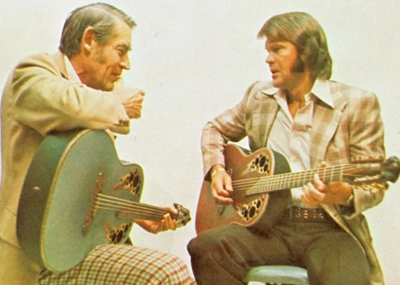 Charles Kaman and Glen Campbell