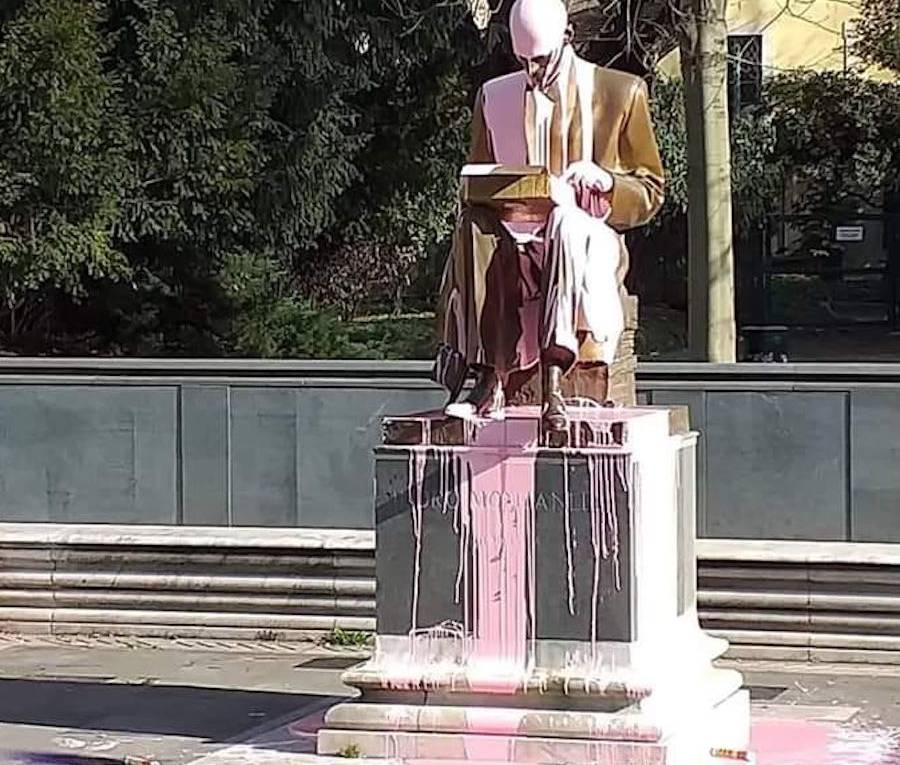 Montanelli in rosa