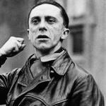Goebbels e la guerra del PD
