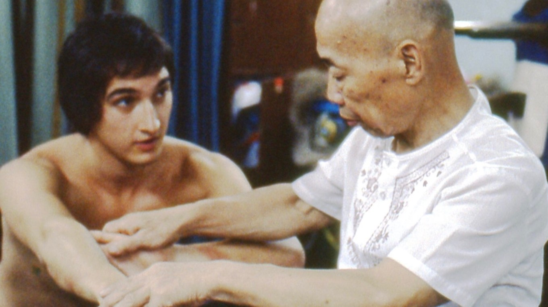 Alberto Biraghi and Chan Hon Chung