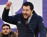 Salvini e il fascismo duepuntozero