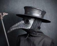 medico della peste per il Coronavirus