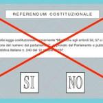 Referendum 2020: dichiarazione postuma sulle ragioni di un non-voto
