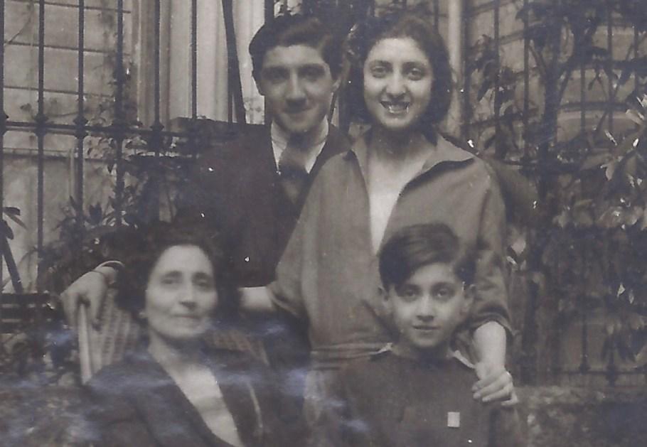 Luigi Biraghi nel 1920