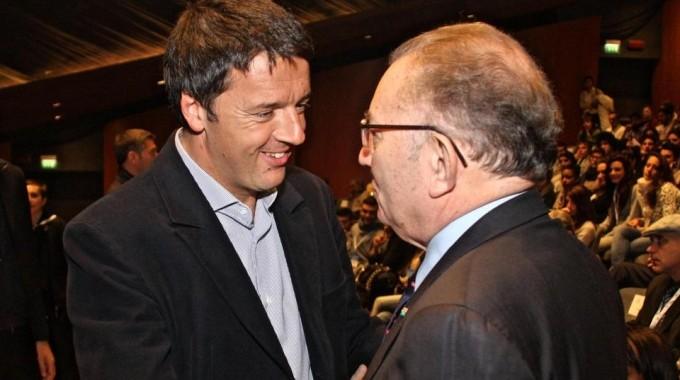 Renzi e Squinzi