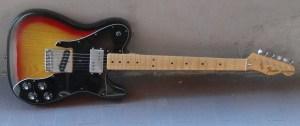 Fender Telecaster Custom 1975