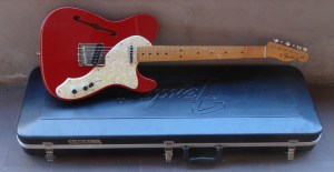 Fender Telecaster Thinline Custom Shop 1989