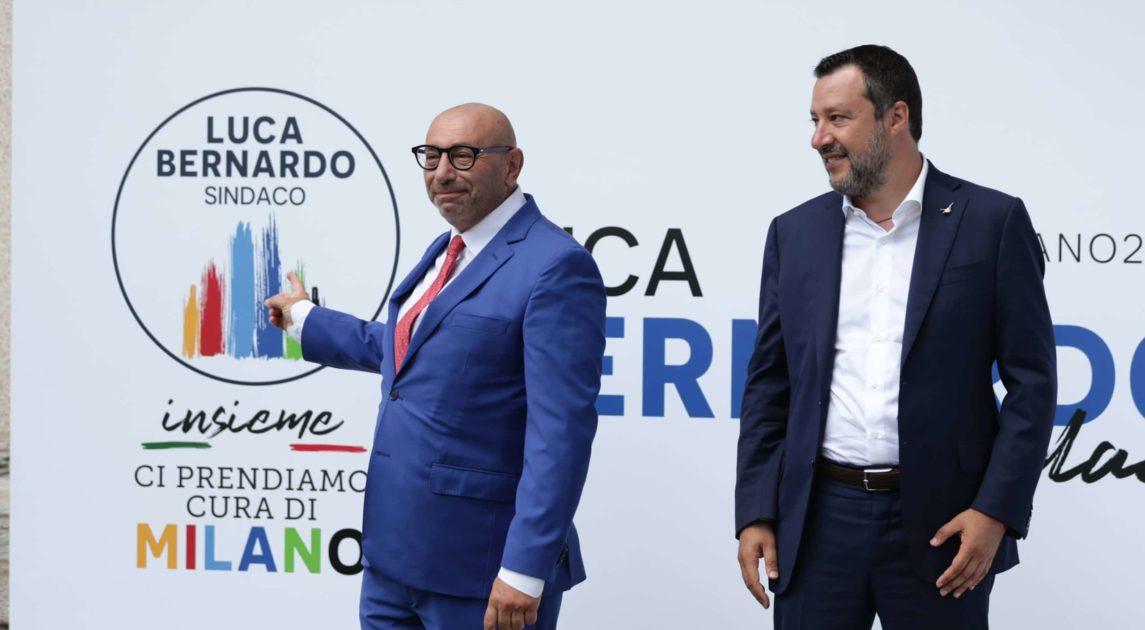 Luca Bernardo pistolero