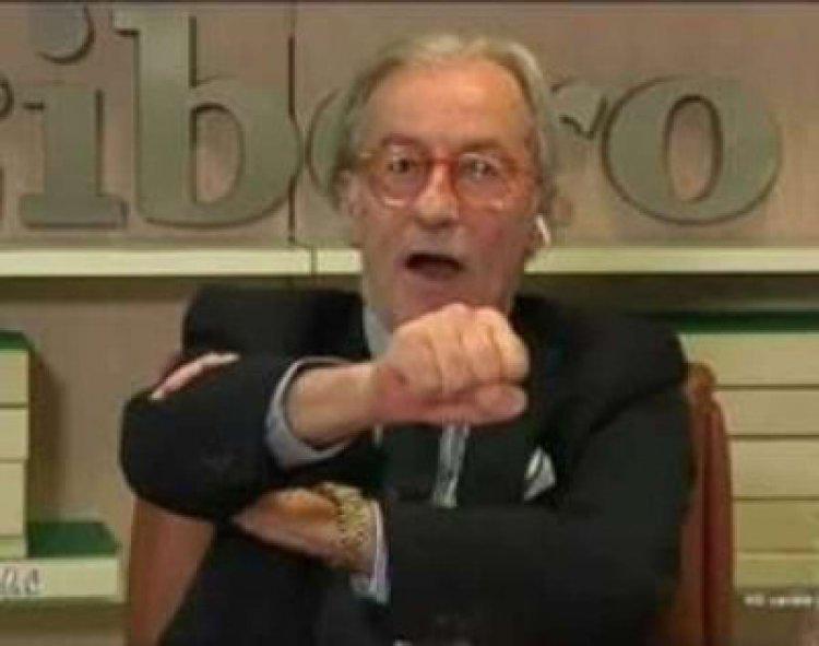 Vittorio Feltri capolista a Milano